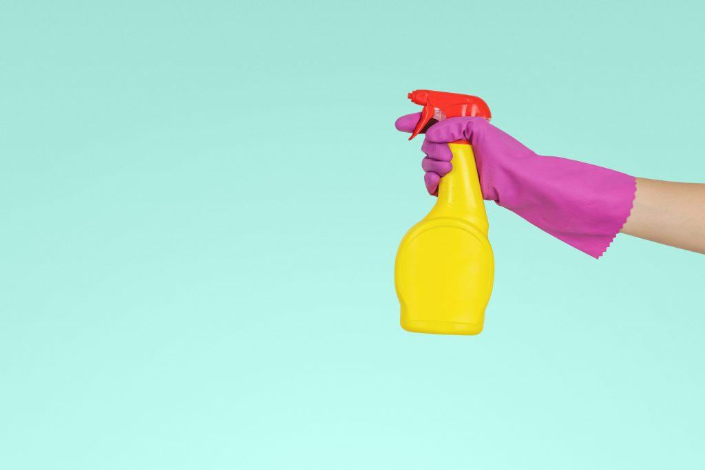 4 schoonmaaktips voor thuis