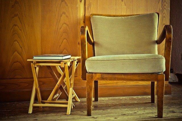 Vintage meubels zijn hip en trendy